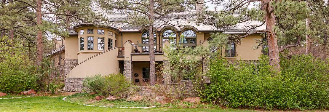 325 Paragon Way, Castle Pines Village, Castle Rock, CO - House Exterior 2