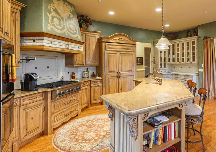 325 Paragon Way, Castle Pines Village, Castle Rock, CO - Kitchen