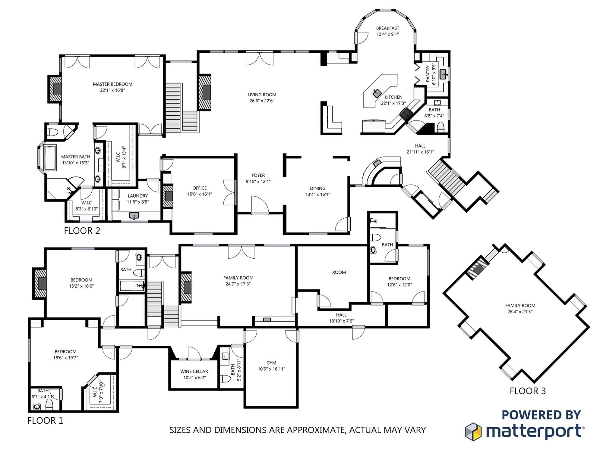 100 Preston Floor Plan At Crystal Hills New