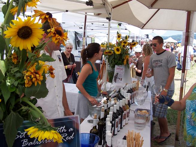 The 12th Annual Castle Rock WineFest
