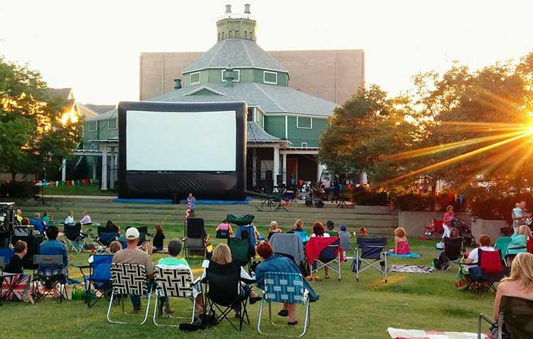 Elitch Theatre Summer Movies