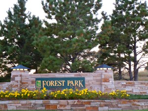Forest Park Castle Pines Colorado