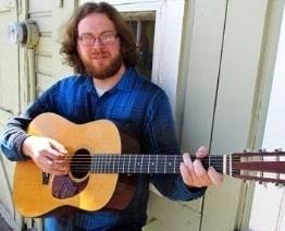 Martin Gilmore Bluegrass Concert