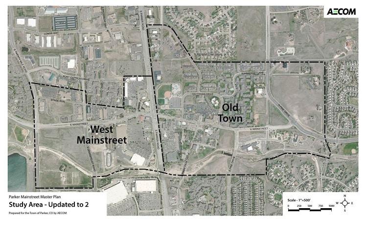 Parker Maintstreet Plan