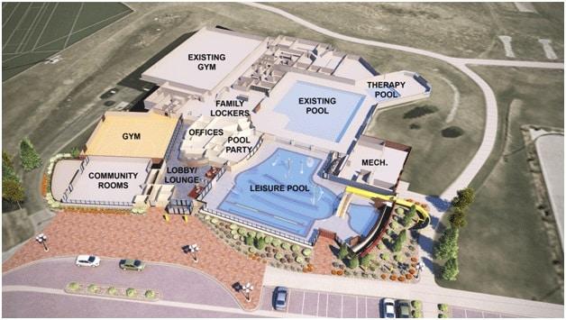 Parker Rec Center Expansion