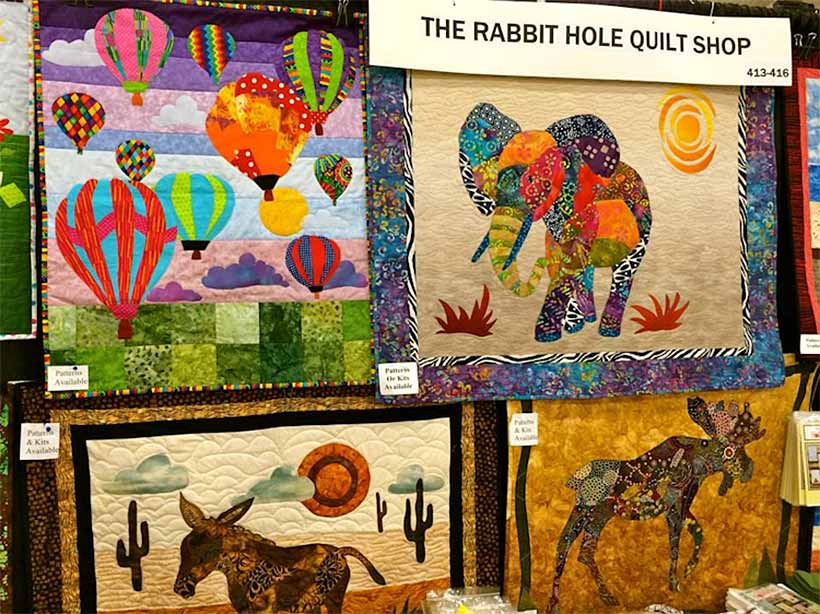 Quilt, Craft and Sewing Festival