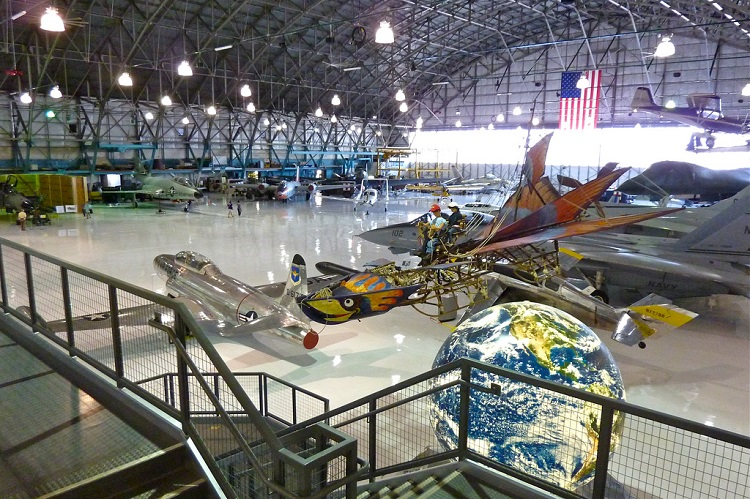 Summer Camp at the Wings Over the Rockies Air & Space Museum