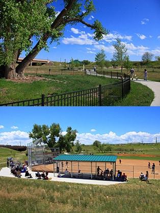 Bar CCC Park - Auburn Hills Parker CO