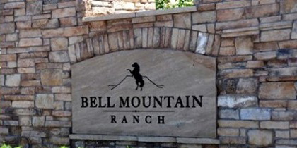 Bell Mountain Ranch Castle Rock CO Subdivision