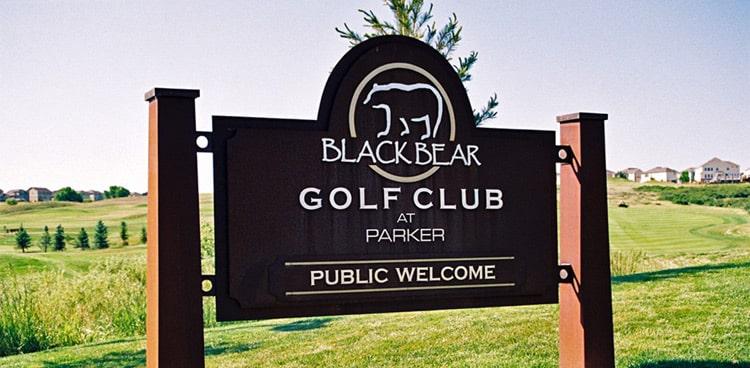 Black Bear, Canterberry Golf Course