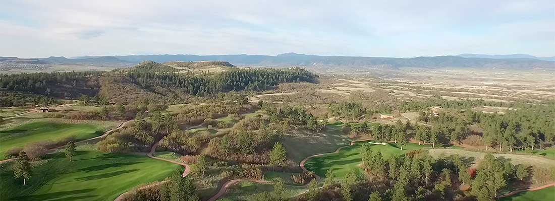 Castle Pines CO Land for Sale