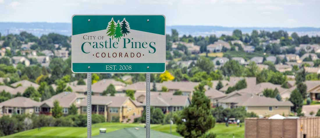 Castle Pines CO Neighborhoods and Subdivisions