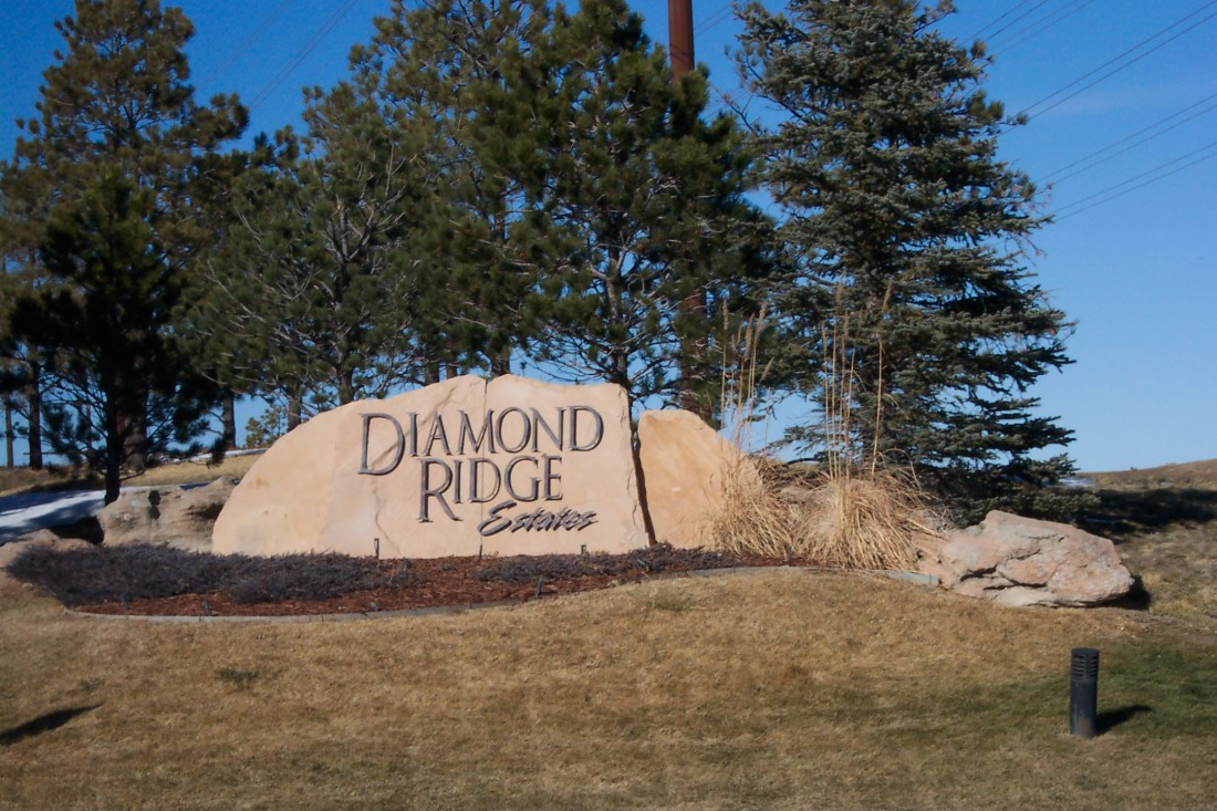 Castle Rock CO Diamond Ridge Real Estate