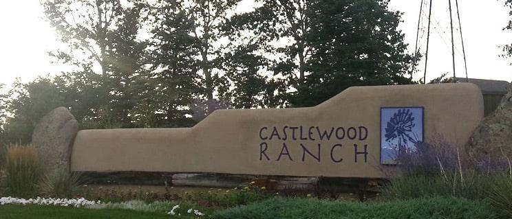 Castlewood Ranch Castle Rock CO