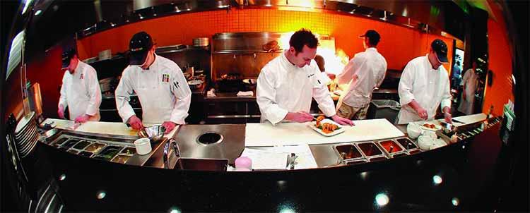 Chefs at the Denver Restaurant Week 2016