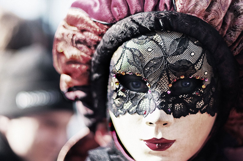 Provocateur's Masquerade Ball