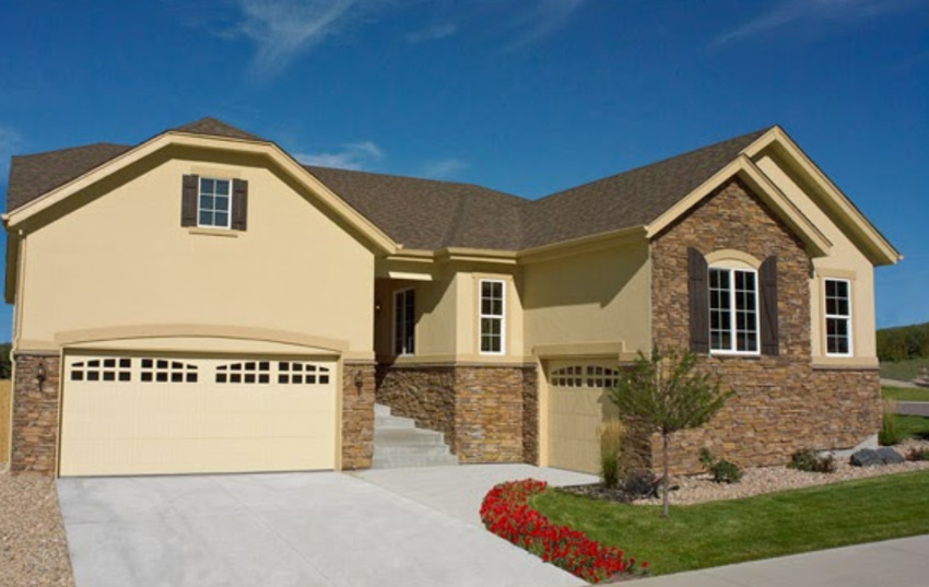 Homes for sale in cobblestone ranch castle rock co jim for Ranch model homes