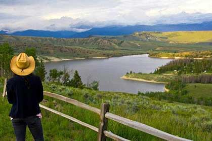 Colorado Dude Ranches for Vacationing Couples