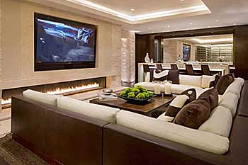 Colorado Golf Club Homes for Sale - Home Theater