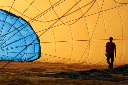 Colorado's Hot Air Balloon Rides
