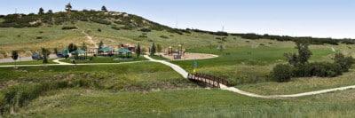 Coyote Ridge Park, Castle Pines
