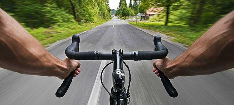 Cycling in Healthy Colorado