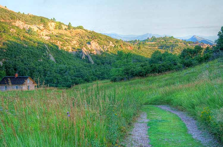 Roxborough State Park - Runners Paradise - No Dogs or Bikes