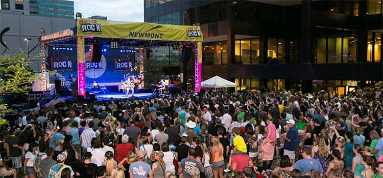 Denver Day of Rock Memorial Day Weekend