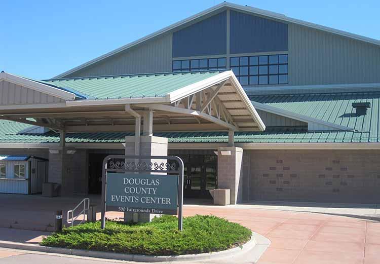 Douglas County Events Center 500 Fairgrounds Drive