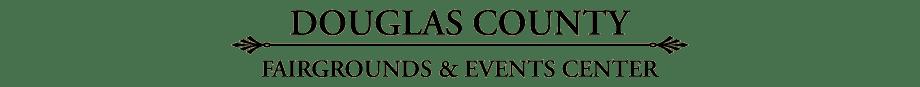 Douglas County Fairgrounds and Events Center Logo