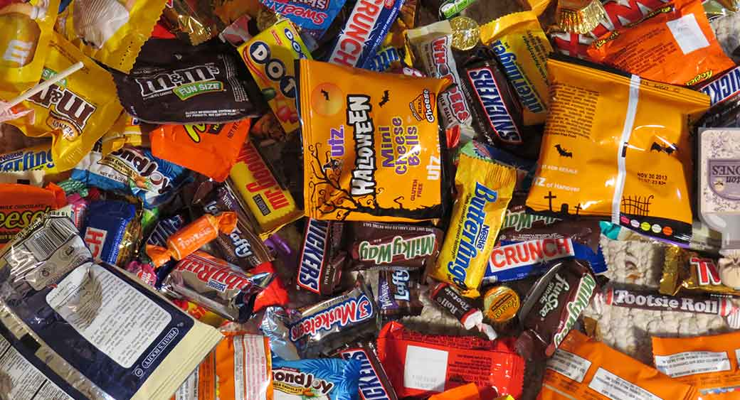 Douglas County Halloween Events Candy