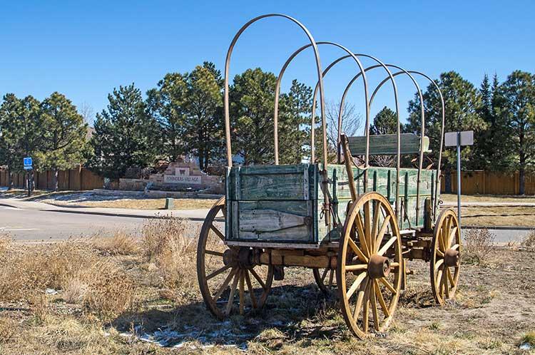 Founders Village Castle Rock CO