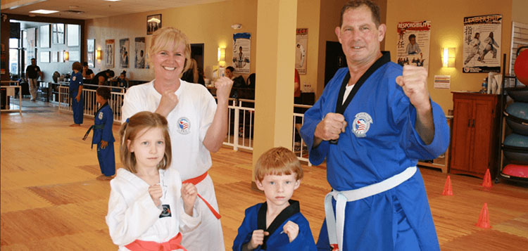 Han Lee's Taekwondo Classes in Castle Rock CO