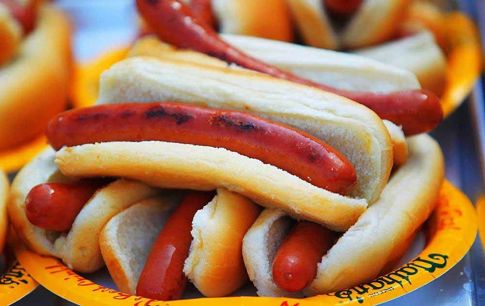 Highland Ranch CO Hot Dog Eating Contest
