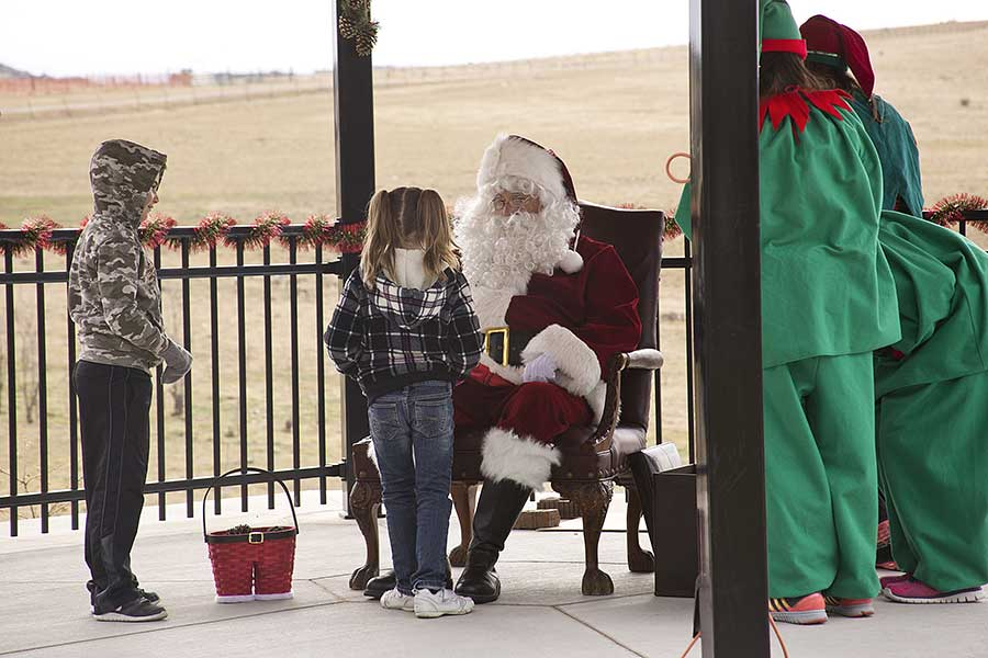 Holiday Events in Douglas County Visit With Santa