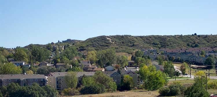 Haystack Acres Castle Rock CO