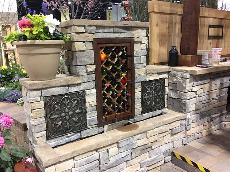 ... The Colorado Garden And Home Show Is For You! Garden Rock Walls