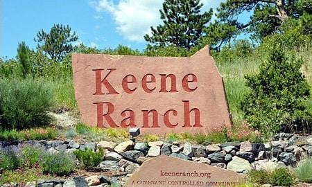 Keene Ranch Castle Rock CO