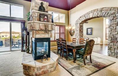 Maher Ranch, Castle Rock, Home Interior