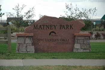 Matney Park, Castle Rock