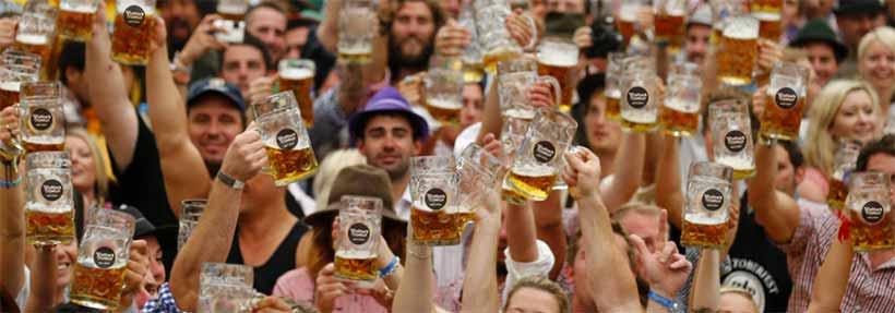 Munich, Bavaria, Germany, Oktoberfest