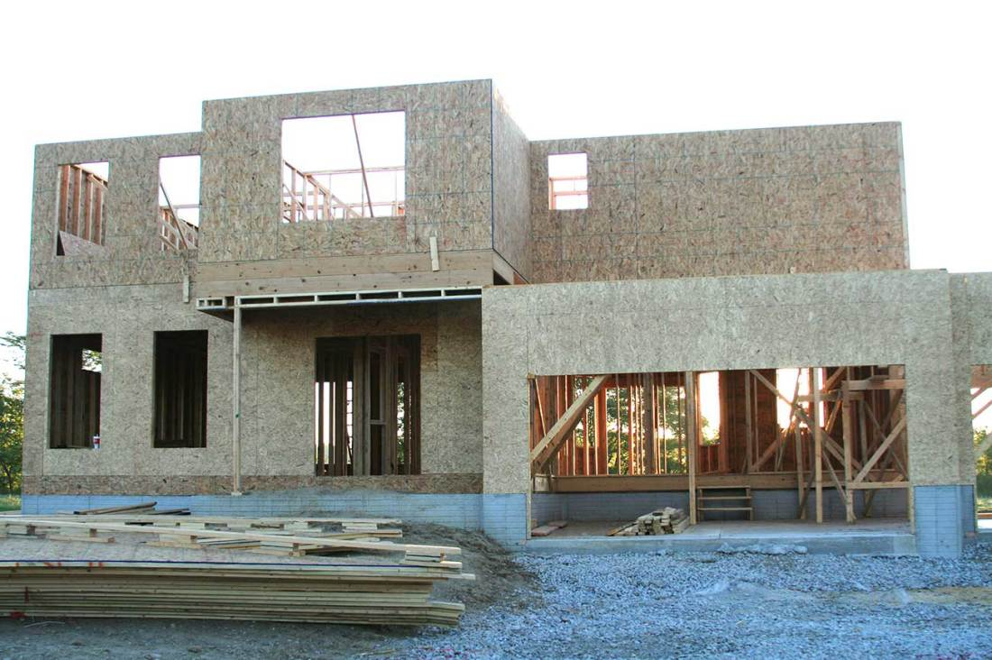 New Home Construction 1