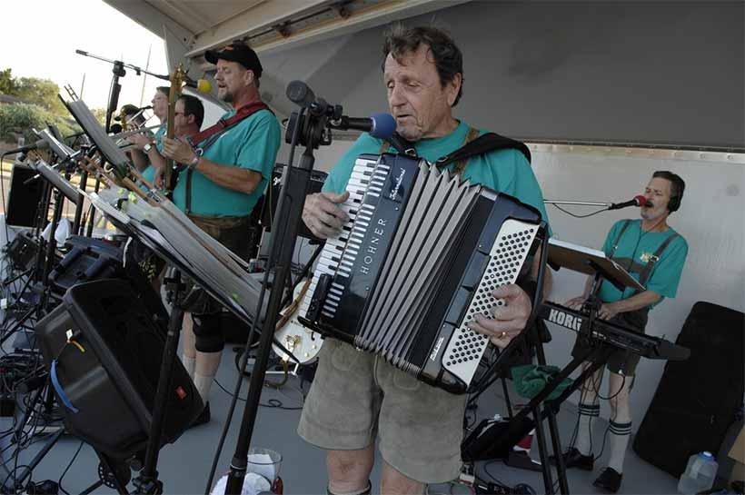 Oktoberfest German Band