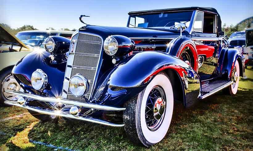 Parker Days Festival Car Show