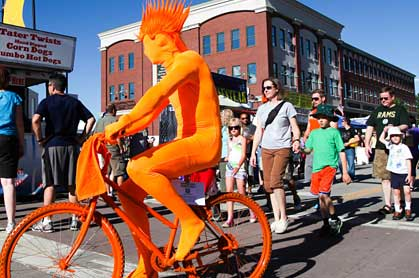 parker-days-festival-orange-man-uber