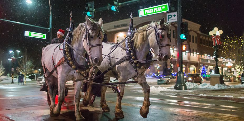 Parker Holiday Carriage Rides