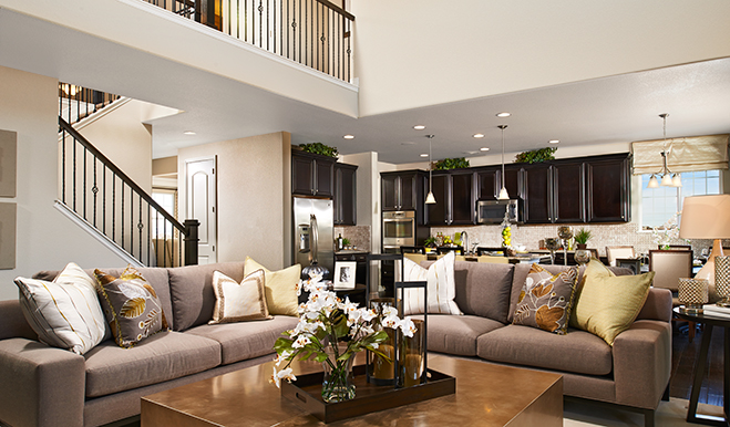 Plum Creek Living Room