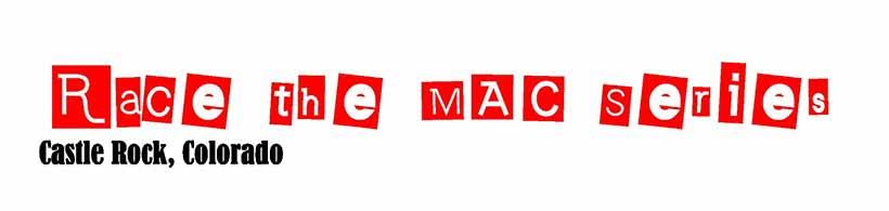 Race the MAC Logo