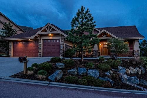 New homes for sale castle rock parker castle pines co for Castle rock builders