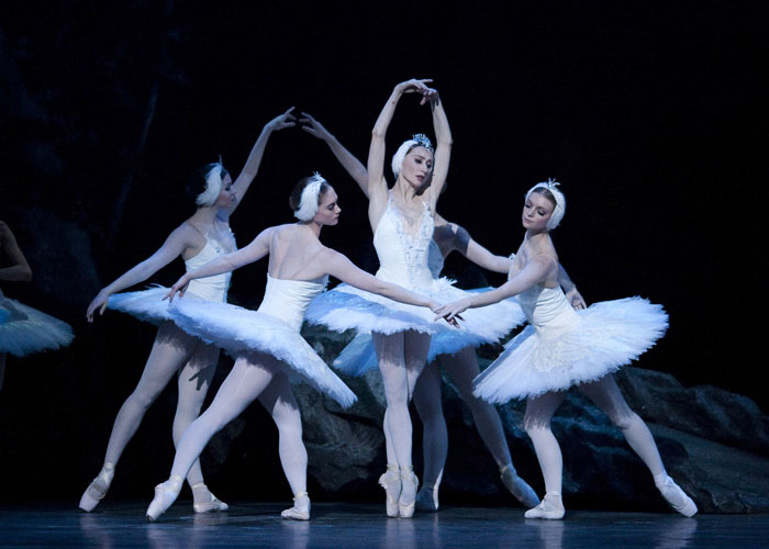 Swan Lake By the Russian National Ballet Theatre at the PACE Centre
